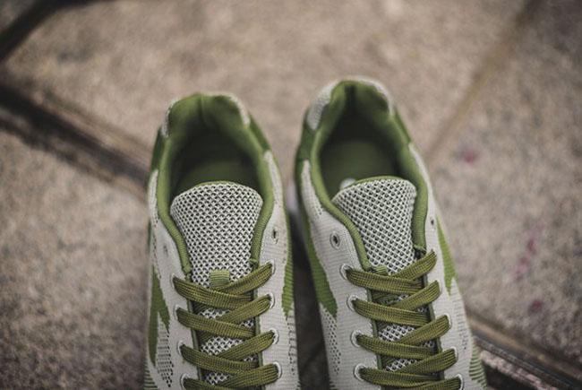 Diadora V7000 Weave Green Olivina