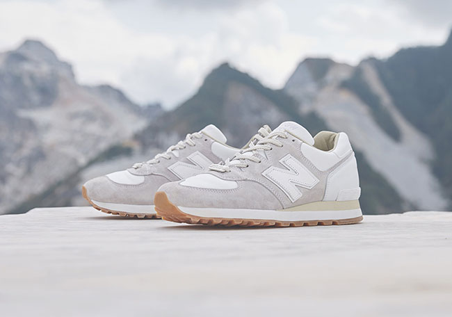 END x New Balance 575 Marble White