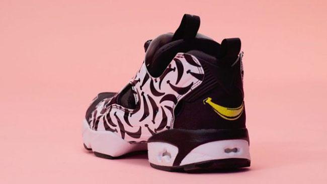 FOSS x Reebok Insta Pump Fury Happy Banana