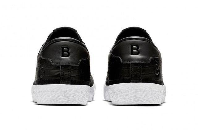 fragment design x NikeLab Air Zoom Classic AC Black Croc