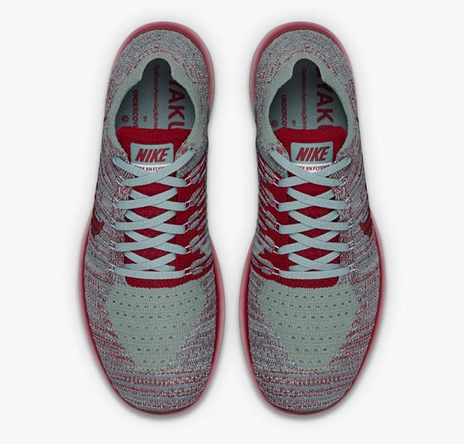 Gyakusou x Nike Free RN Flyknit
