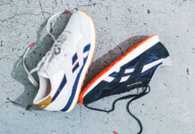 Jack Threads x Reebok Classic Nylon Pack