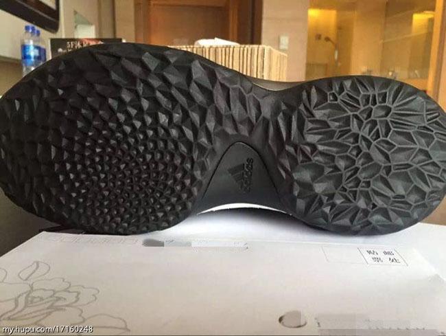James Harden adidas JHarden 1 Triple Black