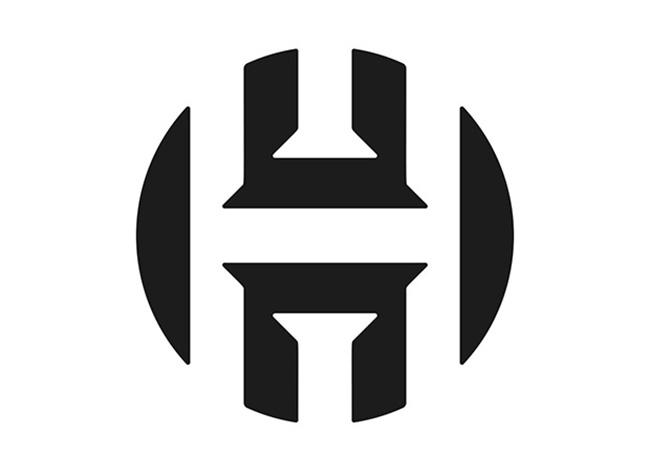 James Harden adidas Sneaker Logo