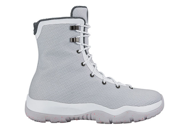 Jordan Future Boot White Infrared Pure Platinum