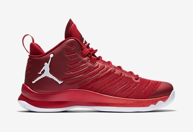 Jordan Super Fly 5 Team Red