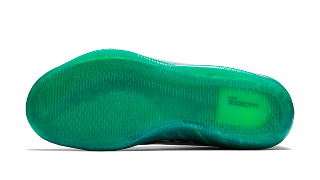Kobe 11 GS Green Snake