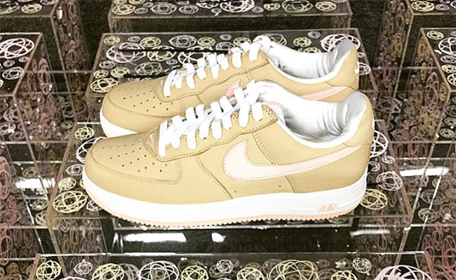 Linen Nike Air Force 1 Low Retro