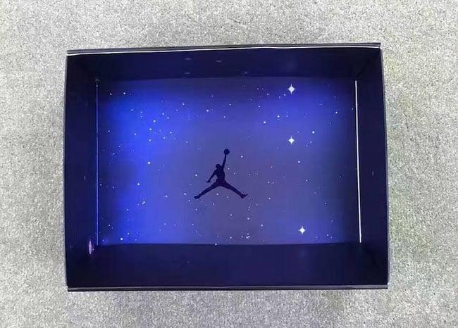 Looney Tunes Air Jordan 11 Space Jam 2016 Box Packaging