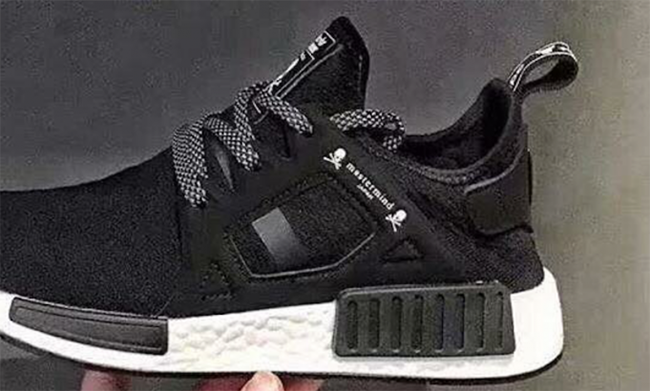 BUY Adidas NMD XR1 Black/Blue