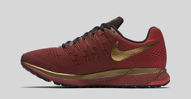 Michael Johnson Nike Air Zoom Pegasus 33