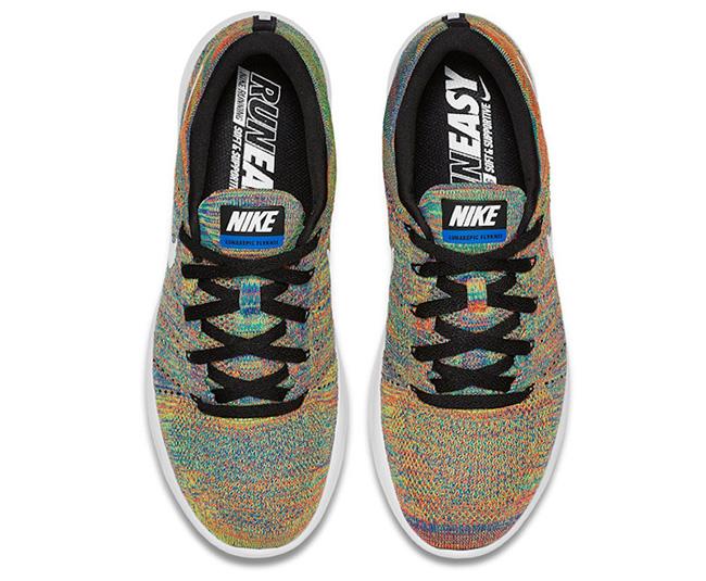 Multicolor Nike LunarEpic Low Flyknit