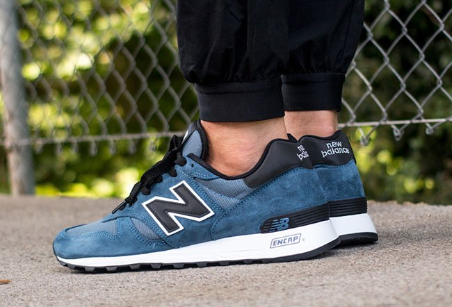 New Balance 1300 Blue Black