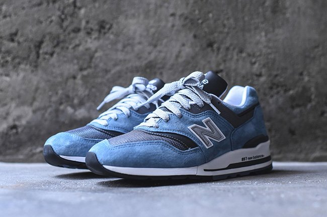 new balance 997 blue