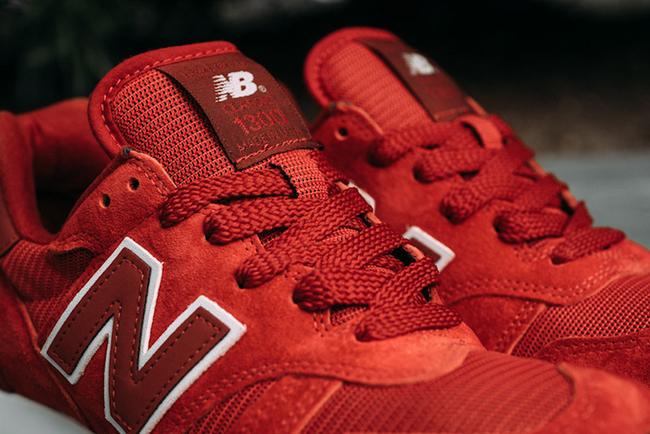 New Balance M1300CSU Brick Red