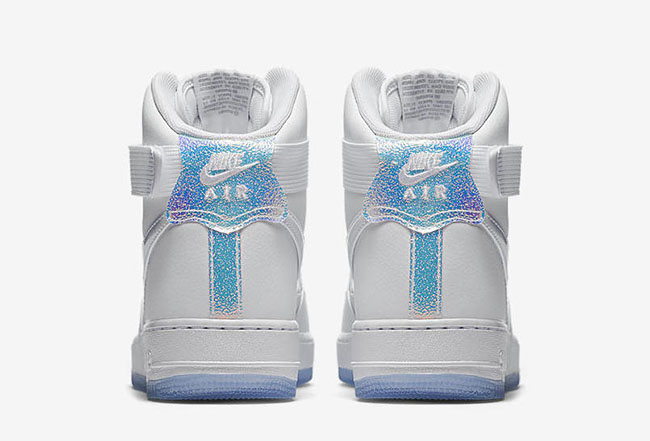 Nike Air Force 1 High Iridescent Womens