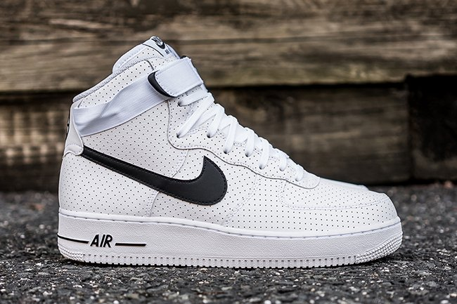 Nike Air Force 1 High Perf White Black