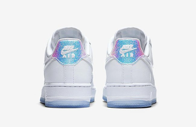 Nike Air Force 1 Low Iridescent Womens