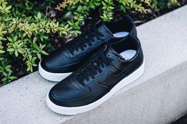 Nike Air Force 1 Ultraforce Leather Black White