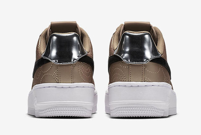 Nike WMNS Air Force 1 Upstep LOTC London