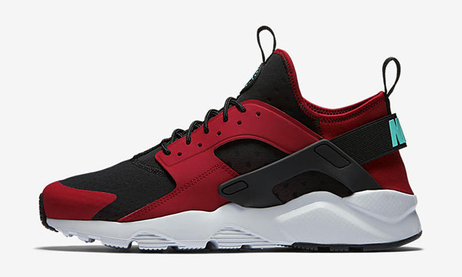 c0b70805b41 Nike Air Huarache Ultra Gym Red