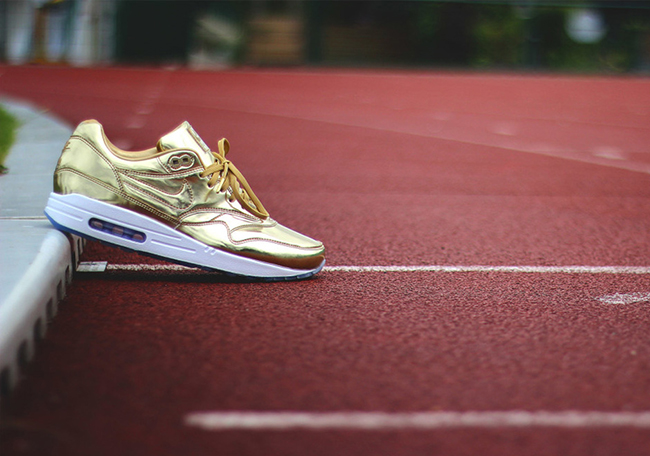 Nike Air Max 1 iD Olympic Medal Collection