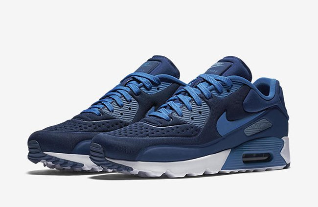 differently 3834b 913ed Nike Air Max 90 Ultra SE Coastal Blue | SneakerFiles
