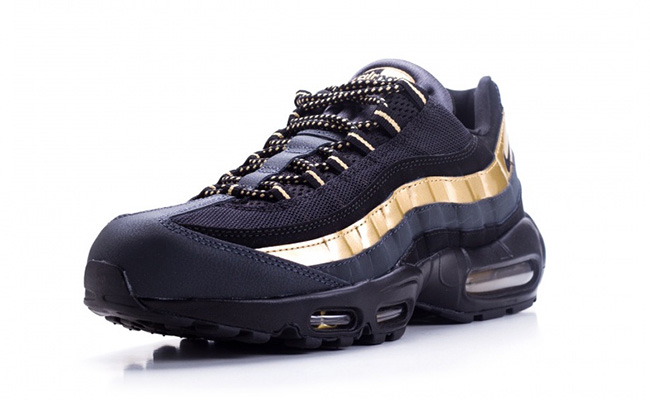 nike air max black n gold