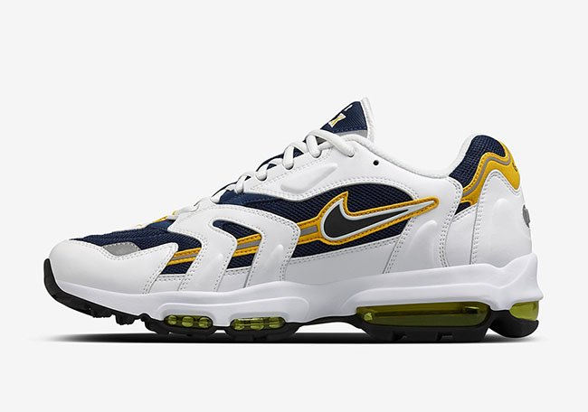 Nike Air Max 96 SE XX Releases | SneakerFiles