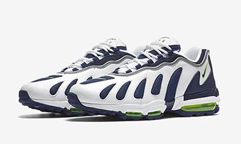 Nike Air Max 96 XX Scream Green