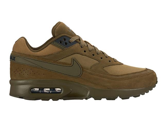 Nike Air Max BW Premium Olive