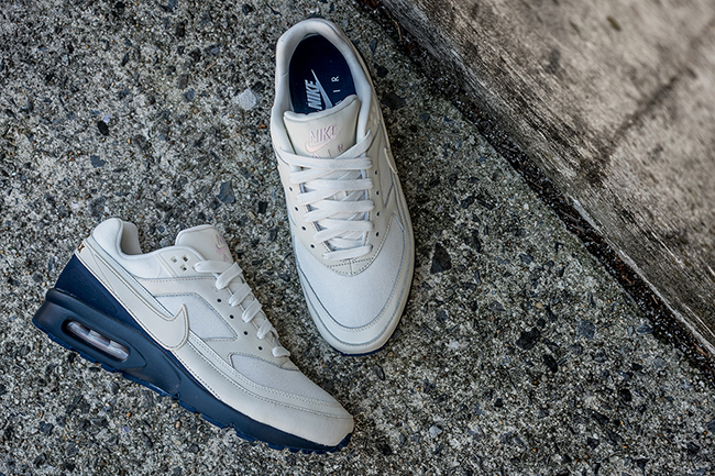 Nike Air Max BW Premium Sail Midnight Navy