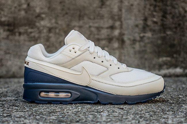 80%OFF Nike Air Max BW Premium Featuring Sail and Midnight Navy ... 50f93f2b0