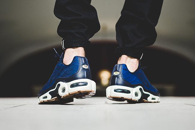 Nike Air Max Plus Premium Coastal Blue