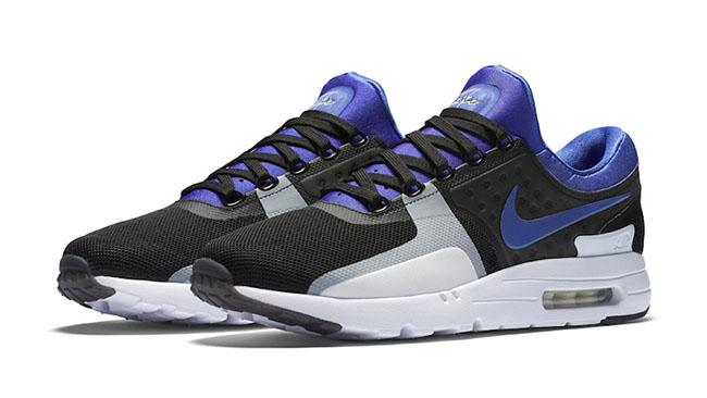 Nike Air Max Zero Persian Violet Release
