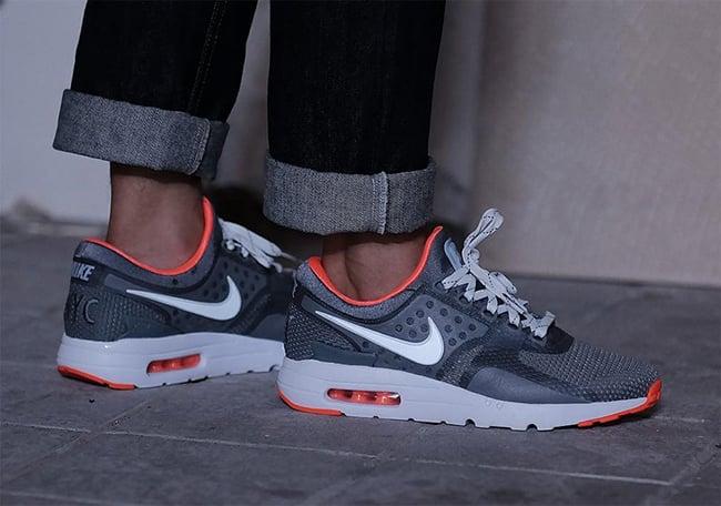 Nike Air Max Zero Pigeon iD Jeff Staple