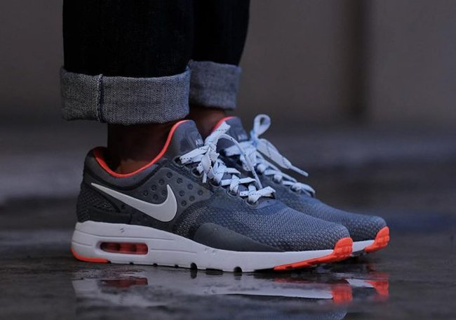 finest selection a78ef b07e1 Nike Air Max Zero Pigeon iD Jeff Staple