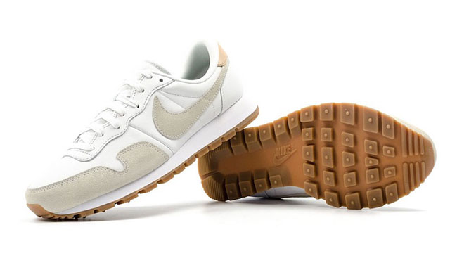 Nike Air Pegasus 83 Premium Summit White Vachetta Tan