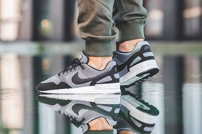 Nike Air Pegasus 89 Jacquard Black White   SneakerFiles