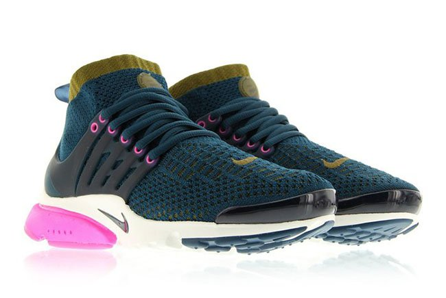 Nike Air Presto Ultra Flyknit Midnight Turquoise