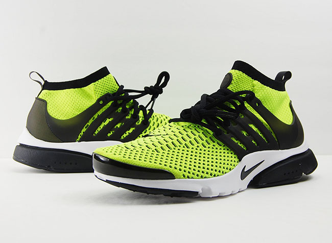 Nike Air Presto Ultra Flyknit Volt Review