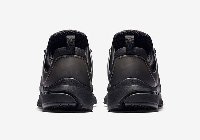 Nike Air Presto Woven Triple Black