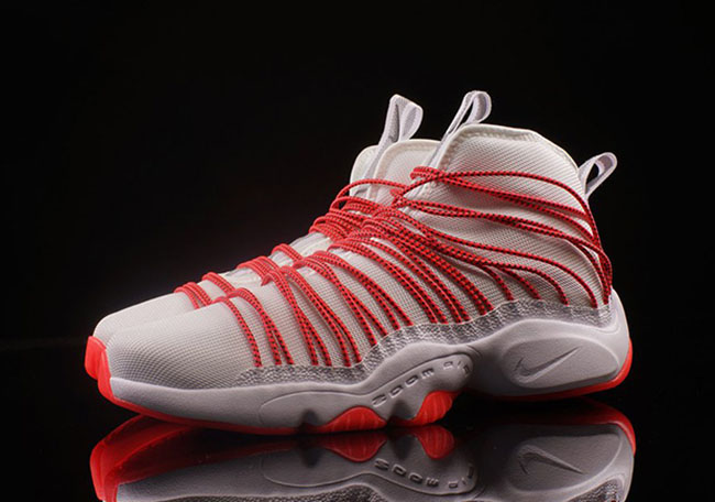 Nike Air Zoom Cabos White Infrared