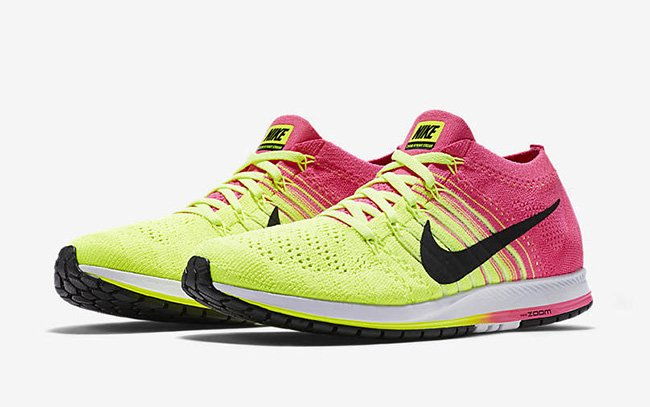 9059fdd11f8873 Nike Air Zoom Flyknit Streak 6 Unlimited