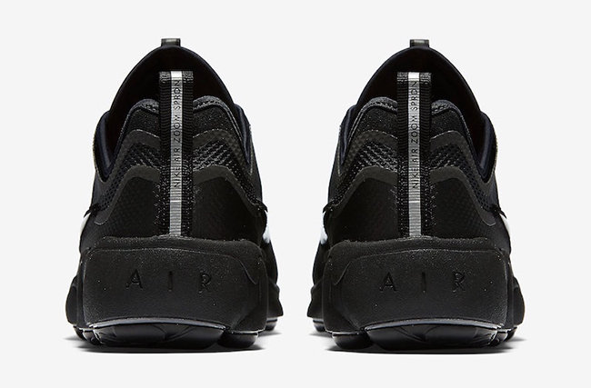 Nike Air Zoom Spiridon Ultra Triple Black Release Date