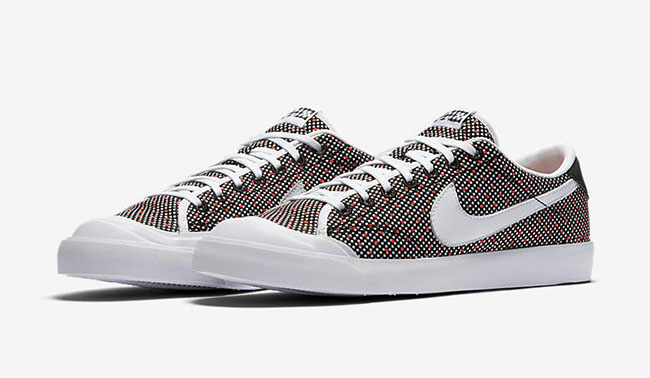Nike All Court 2 Low Jacquard Action Red