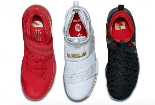 Nike Basketball Gold Medal Pack