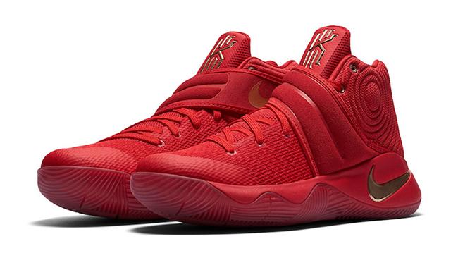 Nike Basketball Kyrie 2 Gold Medal