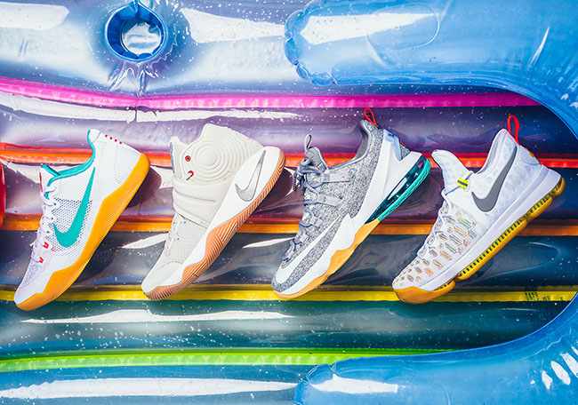 Nike Basketball Summer Pack Release