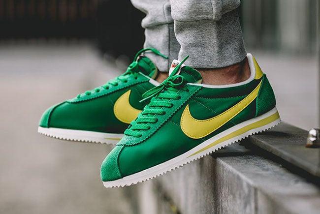 Nike Classic Cortez Nylon Brazil